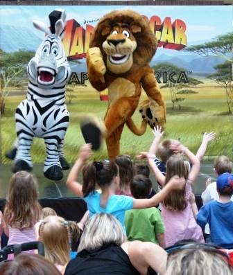 Madagascar Play